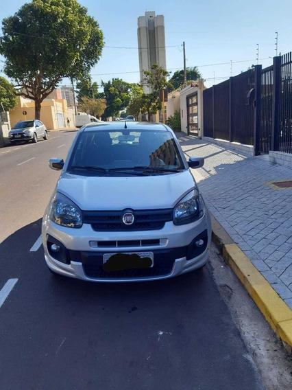 Fiat Uno Drive 1.0 Firefly (flex) 2018