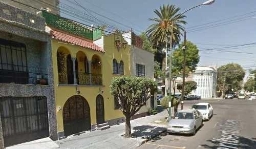 Remate Bancario, Casa En Narvarte