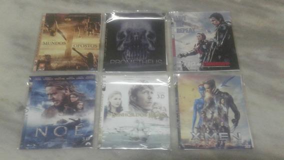 12 Filmes Top Em 3d E 2d Em Midia Blue Ray