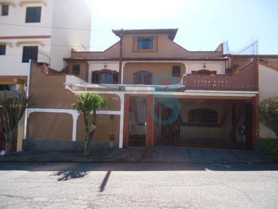 Sobrado Com 3 Dormitórios À Venda, 200 M² Por R$ 850.000,00 - Alto Ipiranga - Mogi Das Cruzes/sp - So0012