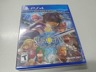 Star Ocean Integrity And Faithlessness Ps4 Nuevo