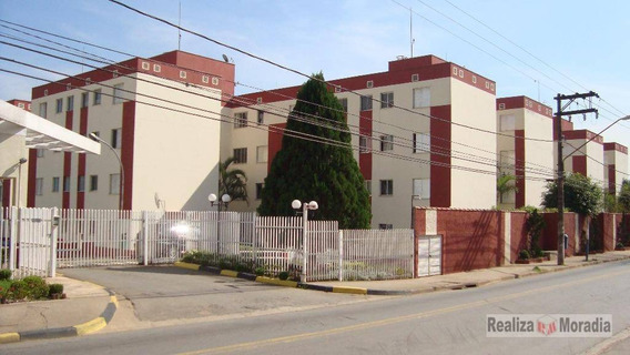 Apartamento 02 Dormitórios Mobiliado - Granja Viana - Ap0230