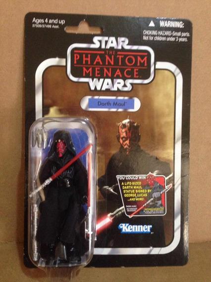 Star Wars Vintage The Phantom Menace Darth Maul Vc86