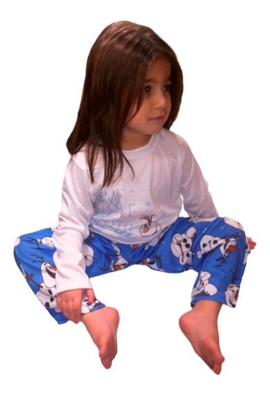 Pijama Nena Personajes Varios Modelos