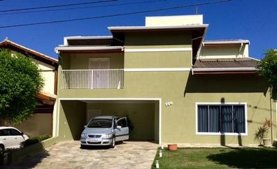 Sobrado Em Condomínio Fechado Com 3 Dormitórios À Venda, 273 M² Por R$ 1.220.000 - Jardim Portal Dos Ipês - Indaiatuba/sp - So0327