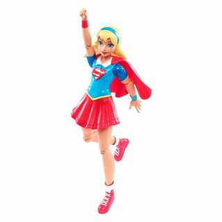 Boneca De Ação 15 Cm Dc Super Hero Girls - Supergirl Mattel