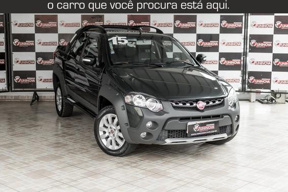 Fiat Strada Adventure 1.8 C. Dupla 3p 2015
