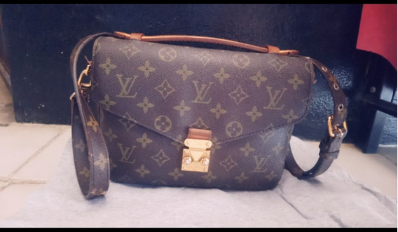 Bolsa Louis Vuitton Pochette Metis Usado