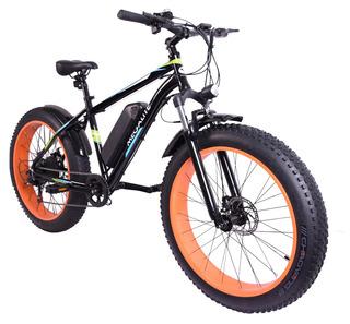 Bicicleta Electrica Megalite 2620 25km/h Rodado 26
