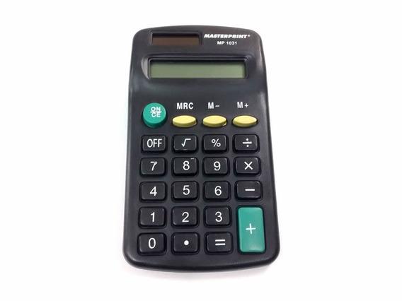 Calculadora Manual 8 Dígitos - Mp 1031