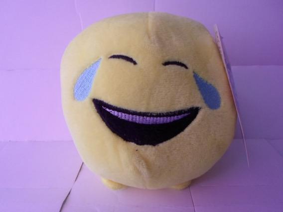 Pelucia Emoji Chorando De Rir Multikids 11cm Emoji