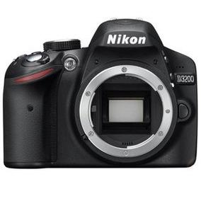 Nikon D3200 24,2 Mp Cmos Digital Slr - Apenas Corpo (certifi