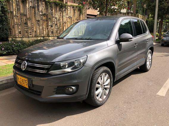 Volkswagen Tiguan Trend & Fun 2.0t At 2012