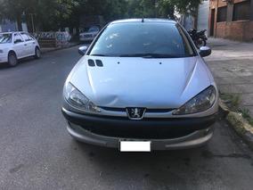 Peugeot 206 1.6 Xr Premium - 2004 - Excelente Estado