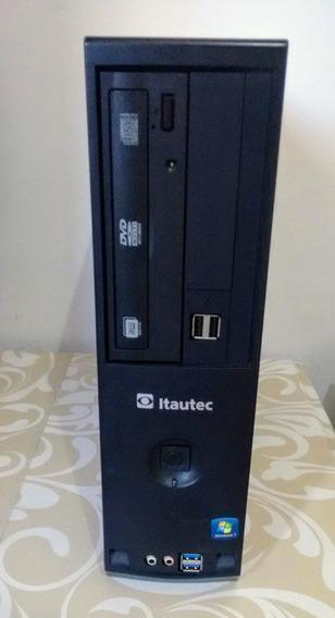 Computador Asus, Amd Fx4300 3.8ghz, 4gb Ddr3, Hd 750gb