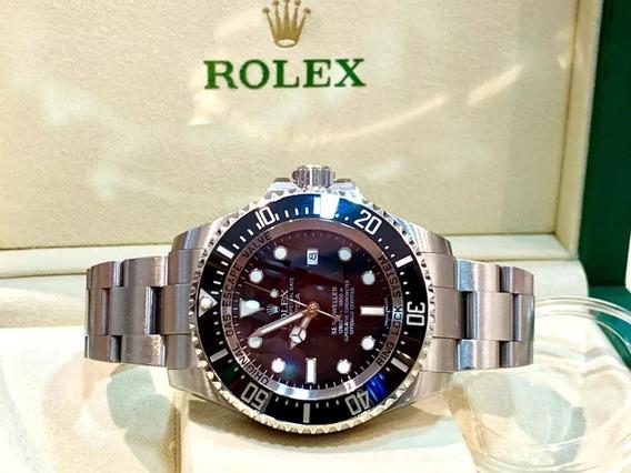 Relógio Submariner Black Preto Masculino Com Caixinha