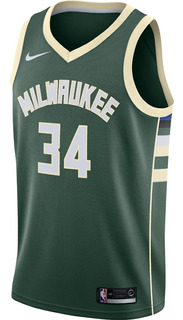 Camisa Regata Milwaukee Bucks - 2019/2020 - Antetokounmpo