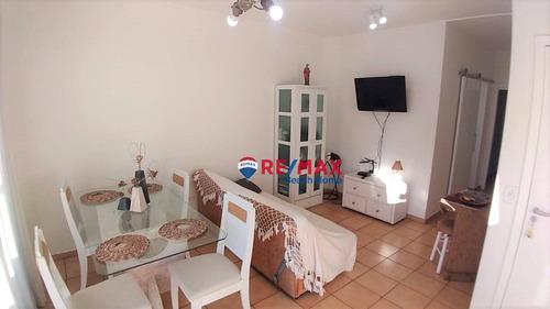 Imagem 1 de 24 de Cobertura Com 3 Dormitórios À Venda, 120 M² Por R$ 430.000,00 - Enseada - Guarujá/sp - Co0339