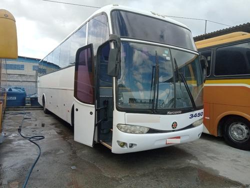 Imagem 1 de 6 de Ônibus Rodoviário 1050 G6 Marcopollo Mercedes Benz