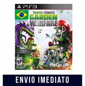Plants Vs Zombies Garden Warfare Ps3 Psn Envio Agora