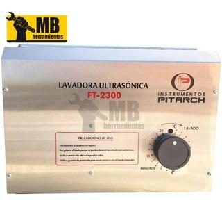 Batea Ultrasonido 5,7 L. Calefactor Pitarch .pi