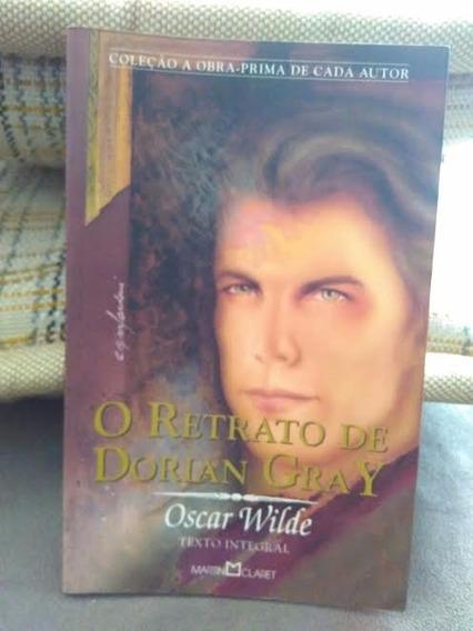 O Retrato De Dorian Gray Oscar Wilde - Martin Claret 2006