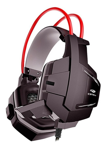 Fone Headset Gamer Com Microfone C3tech Sparrow + Nf
