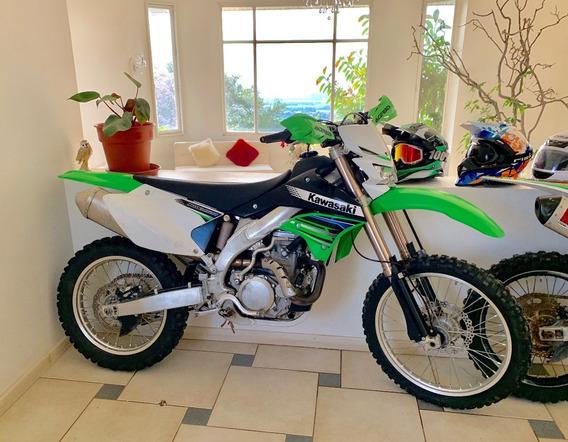 Kawasaki Klx 450r Como Nueva