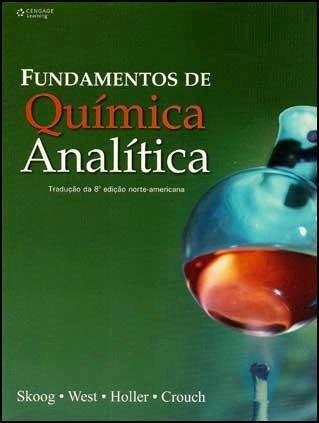 Solução Fundamentos De Química Analítica 8ª Edição Skoog