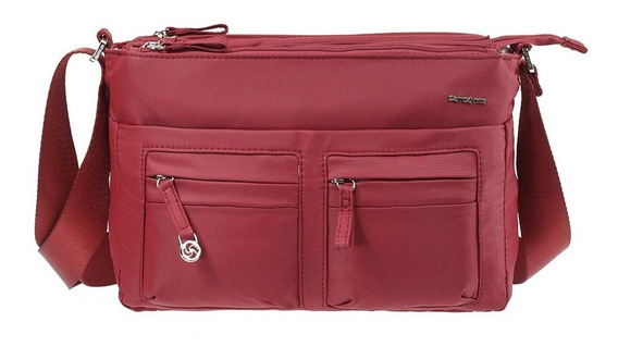 Cartera Move It Rojo Samsonite