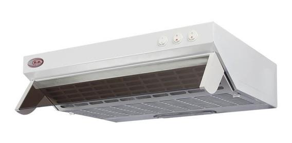 Purificador De Aire Cocina 50cm Blanco Sonca 299/50