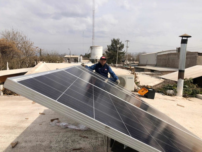 Instalación De Energía Solar - (flores Green Energy)