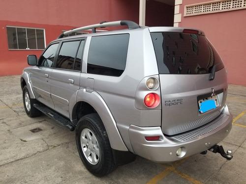 Mitsubishi Pajero Sport Hpe 3.5 4x4 Manual E Chave Reserva