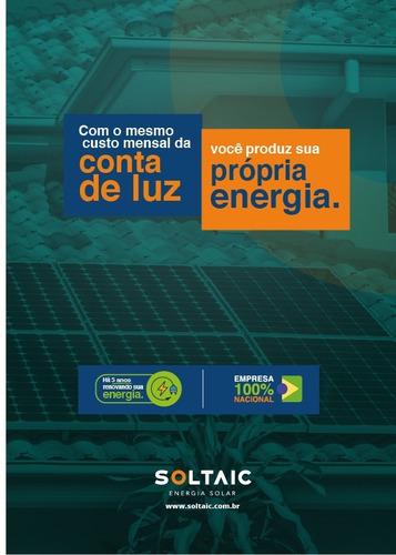 Soltaic Energia Solar,  Faça Seu Projeto