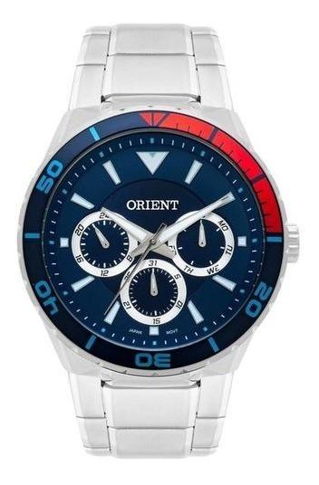 Relógio Orient Mbssm082 Esportivo Multifunção