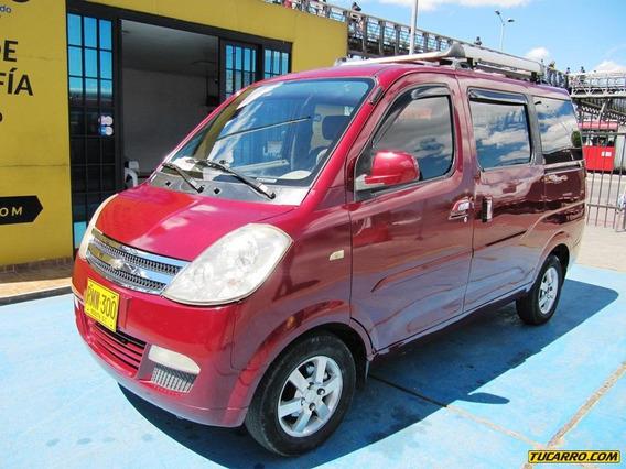 Chevrolet N200 Van Pasajeros