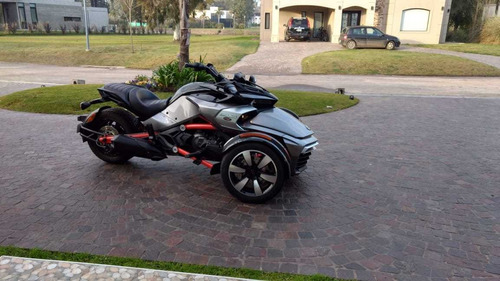 Can Am Spyder F3 S