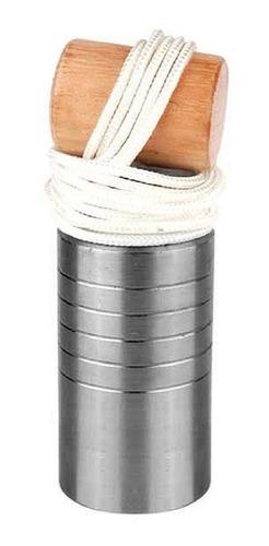 Imagem 1 de 2 de Prumo De Aço Para Parede 500g Beltools