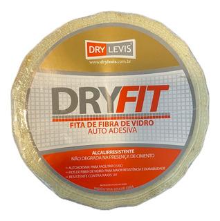 Fita Telada Dryfit De 100mm X 90m Drylevis