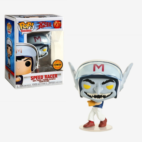 Funko Pop Speed Racer - Chase Variant #737 - Chase