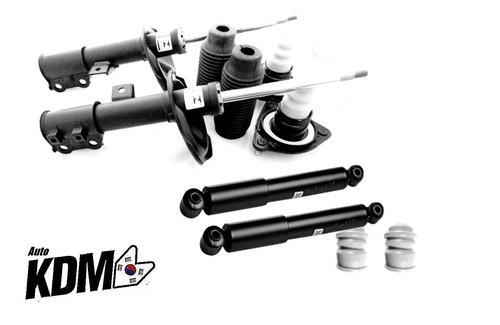 Imagem 1 de 1 de Kit Amortecedores Hyundai Veloster 1.6 16v 2010 A 2014