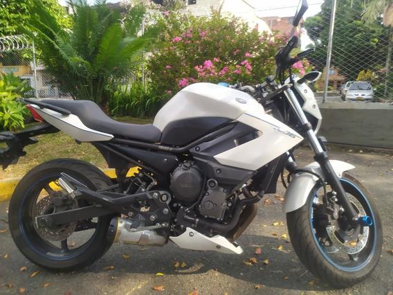 Yamaha Xj6 Blanca