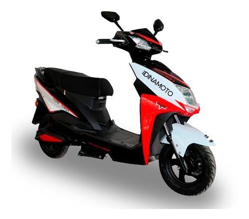 Moto Eléctrica Dinamoto Mod Tero 1. 0km. Envíos A Todo Uy