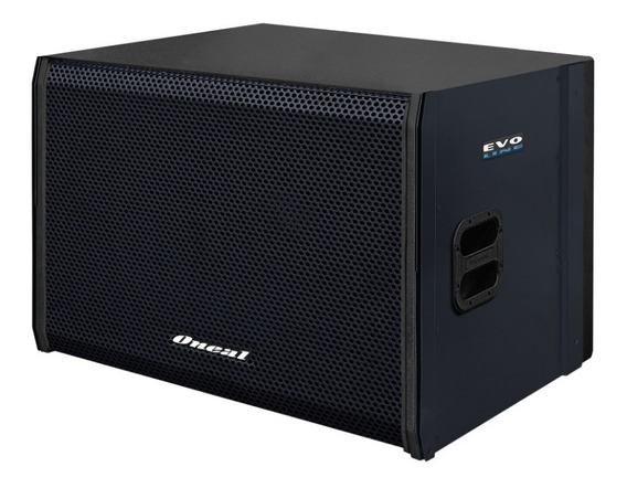 Subwoofer Ativo 2x15 Pol Oneal Ols 215 Line Array -showroom