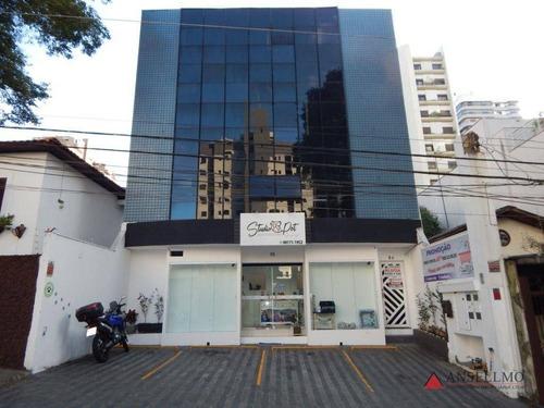 Imagem 1 de 10 de Sala Para Alugar, 42 M² Por R$ 1.100,00/mês - Centro - São Bernardo Do Campo/sp - Sa0013