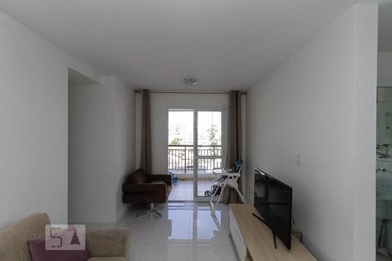 Apartamento No 5º Andar Com 2 Dormitórios E 1 Garagem - Id: 892943191 - 243191