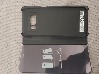 Funda Samsung S8 Standing Cover S8