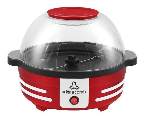 Imagen 1 de 1 de Pochoclera Ultracomb PO-2702 aire caliente roja 850W 220V