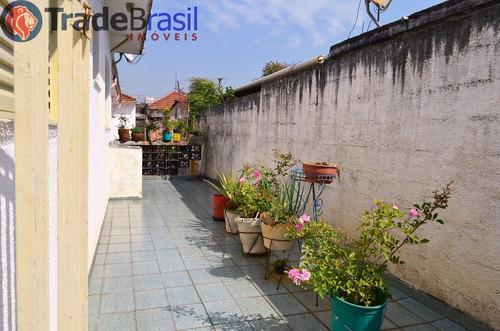 Imagem 1 de 30 de Casa Para Venda, 3 Dormitórios, Lapa De Baixo - São Paulo - 647