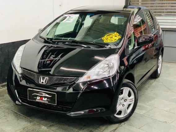 Honda Fit Dx 1.4 (flex) Manual